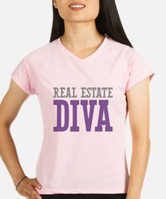 Real Estate DIVA Performance Dry T-Shirt