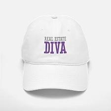 Real Estate DIVA Baseball Baseball Cap