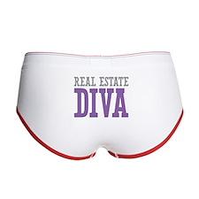 Real Estate DIVA Women's Boy Brief