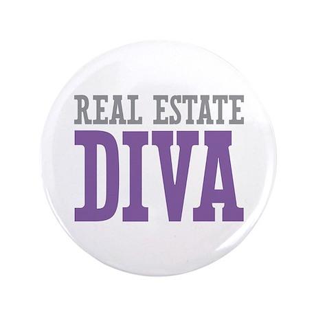 """Real Estate DIVA 3.5"""" Button"""