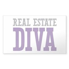 Real Estate DIVA Decal