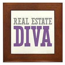 Real Estate DIVA Framed Tile