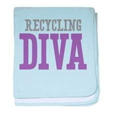 Recycling DIVA baby blanket