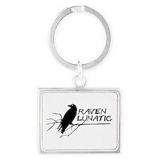 Raven Lunatic - Halloween Keychains