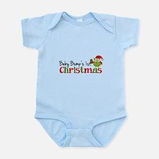 Baby Bump's 1st Christmas Owl Infant Bodysuit