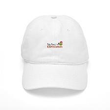 Baby Bump's 1st Christmas Owl Baseball Cap