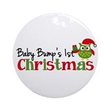 Baby Round Ornaments