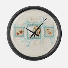 Cute Designer Large Wall Clock