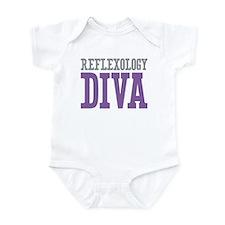 Reflexology DIVA Infant Bodysuit