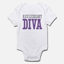 Reflexology DIVA Infant Bodysuit