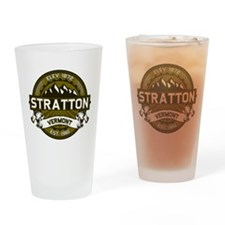 Stratton Olive Drinking Glass