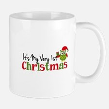 It's My Very 1st Christmas Owl Mug