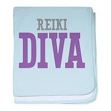Reiki DIVA baby blanket