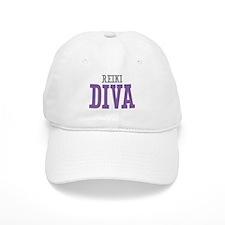 Reiki DIVA Baseball Cap