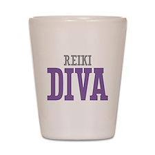 Reiki DIVA Shot Glass