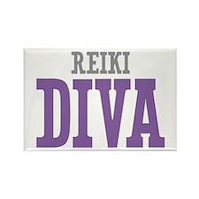Reiki DIVA Rectangle Magnet