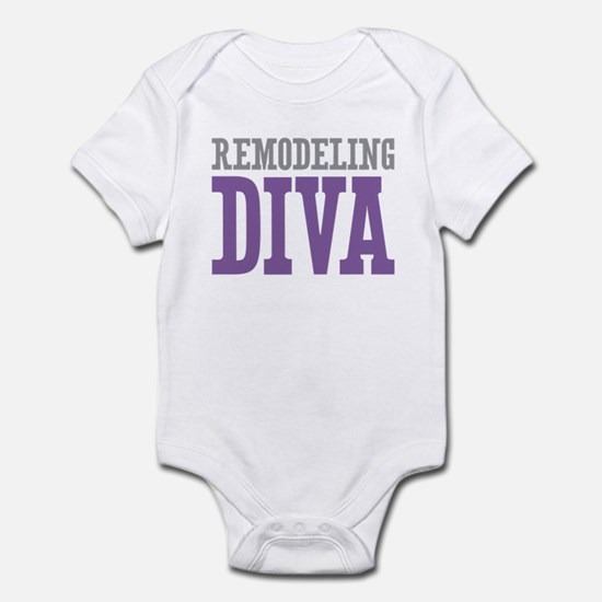 Remodeling DIVA Infant Bodysuit
