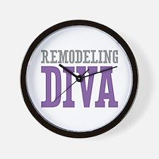 Remodeling DIVA Wall Clock