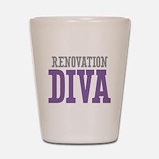 Renovation DIVA Shot Glass