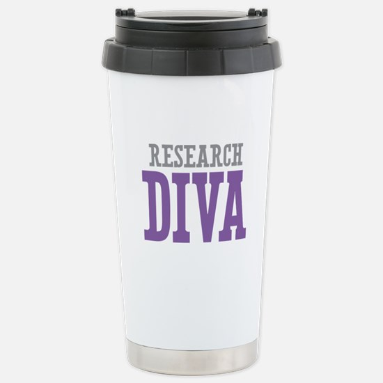 Research DIVA Stainless Steel Travel Mug