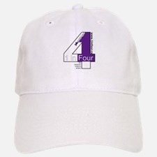 1 in Four the domestic violence project logo Hat