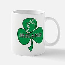 Ireland Clover Mug