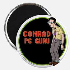 OS Buddies : Conrad : 8x8 Outline Magnet