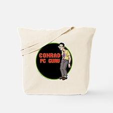 OS Buddies : Conrad : 8x8 Outline Tote Bag
