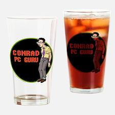 OS Buddies : Conrad : 8x8 Outline Drinking Glass
