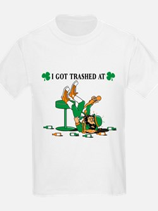 I Got Trashed At... T-Shirt