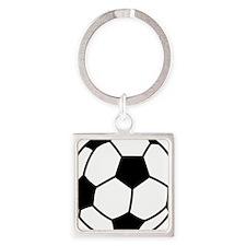 Soccer Ball Keychains