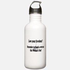 Love your Freedom? Water Bottle