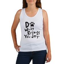 Do What Brings You Joy Women's Tank Top