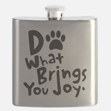 Do What Brings You Joy Flask