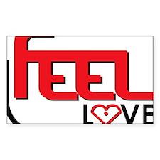 Feel Love Decal
