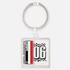 MRF06 Square Keychain