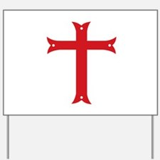 Templar Yard Sign