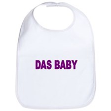 DAS BABY- the baby German Bib