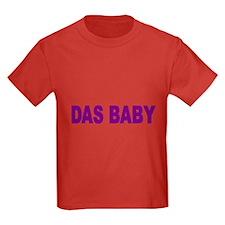 DAS BABY- The Baby German T-Shirt