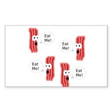 Eat Me Bacon Decal