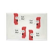 Eat Me Bacon Magnets