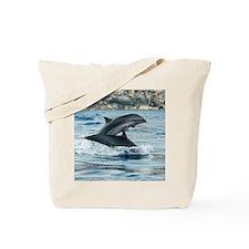 Fraser's dolphins Tote Bag