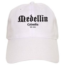 Cute Colombiano Baseball Cap