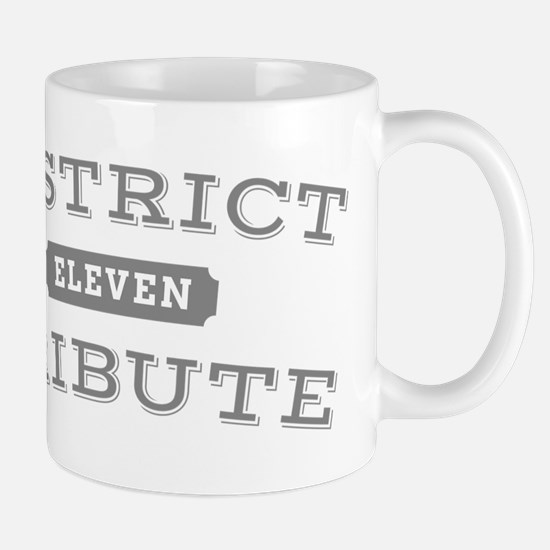 District 11 Tribute Mugs