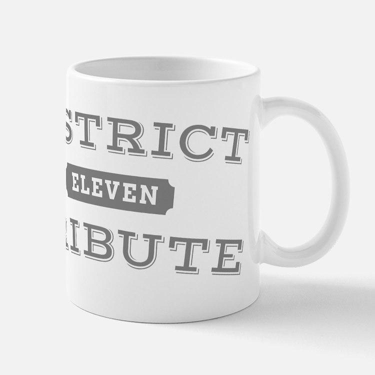 District 11 Tribute Mugs