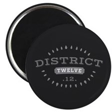 District 12 Magnets
