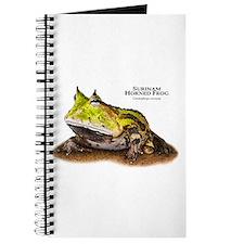 Surinam Horned Frog Journal