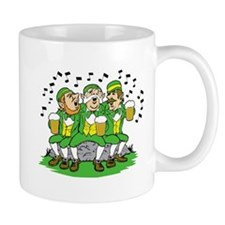 Leprechauns Singing Mug