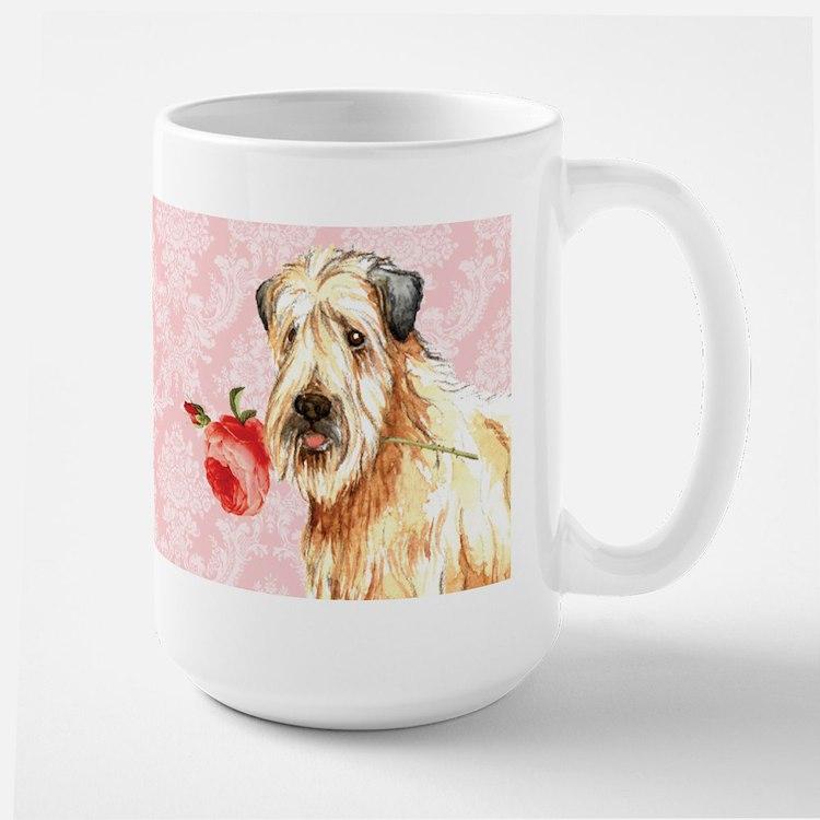 Wheaten Rose Mug