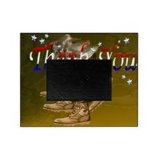 Thank You Veterans-Yardsign Picture Frame